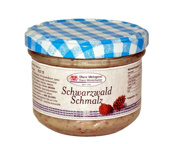 Schwarzwald Schmalz 185 g
