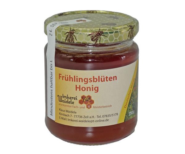 Schwarzwälder Frühlingsblüten-Honig flüssig 250 g