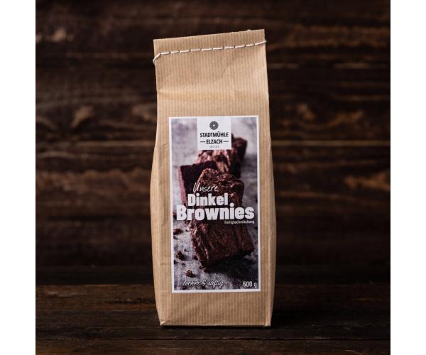 Backmischung Schwarzwälder Brownies, 500 g