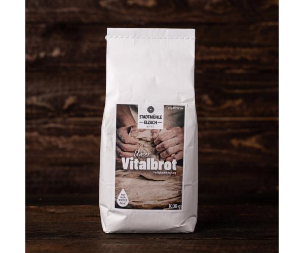 Backmischung Schwarzwälder Vitalbrot, 1000 g
