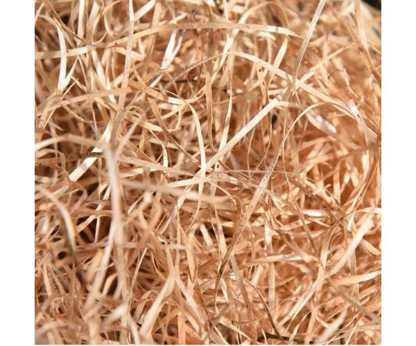BIO-Holzwolle, natürliches Füllmaterial, 100 g