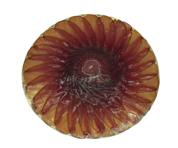 Schwarzwälder Schinken-Teller im Rondell, ca. 130 g